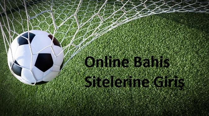 Online Bahis Sitelerine Giriş